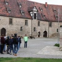 Bildungsteil Weltkulturerbe - hier auf der Neuenburg © Johannes Köst