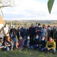 Gruppenfoto der Tagungsteilnehmer © Johannes Köst